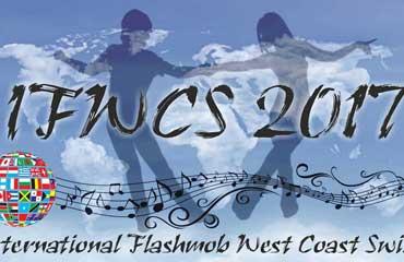 Internationaler West Coast Swing Flashmob 2017