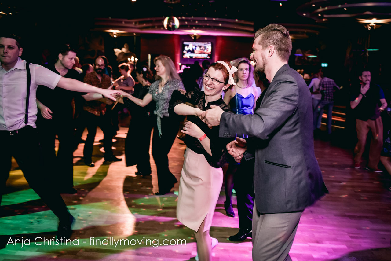 West Coast Swing & Boogie Party